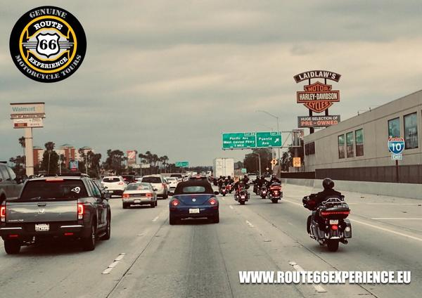 Route 66 los angeles harley davidson thumb l
