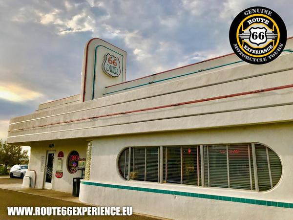 50 route 66 diner albuquerque  new mexico thumb l